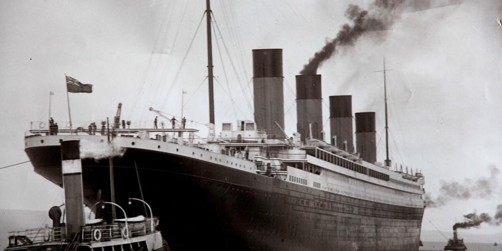 Le musée du Titanic
