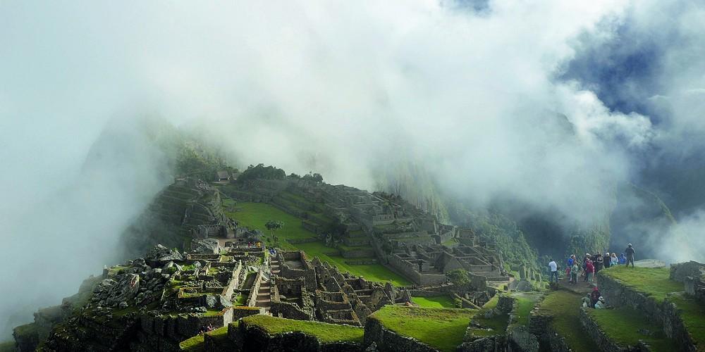 « C'est le Pérou ! »