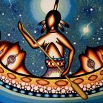 Ontario - peinture indienne