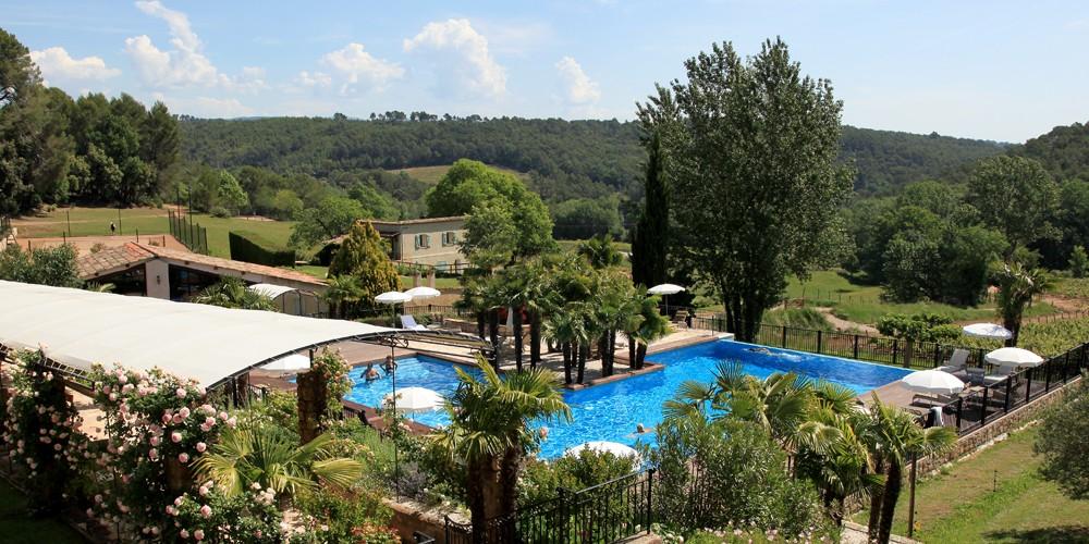 Le Château de Berne, quelque part en Provence…