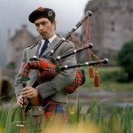 Les Highlands Games en Ecosse