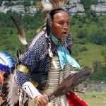 Un Pow Wow Apache dans le Doubs