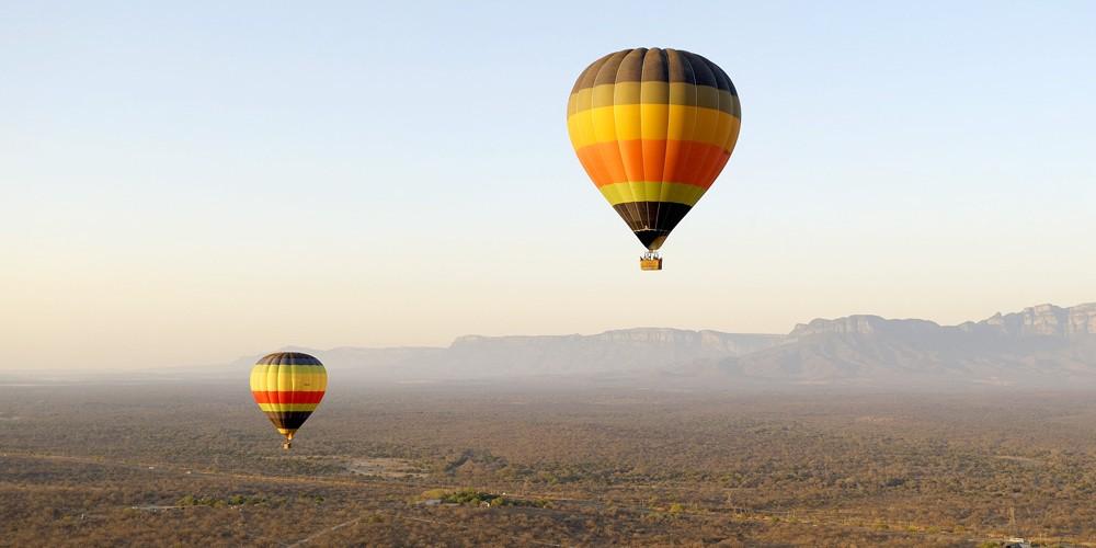 Safari dans le parc Kruger