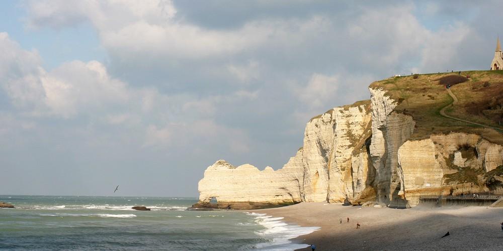 Escapade sur la côte d'Albâtre