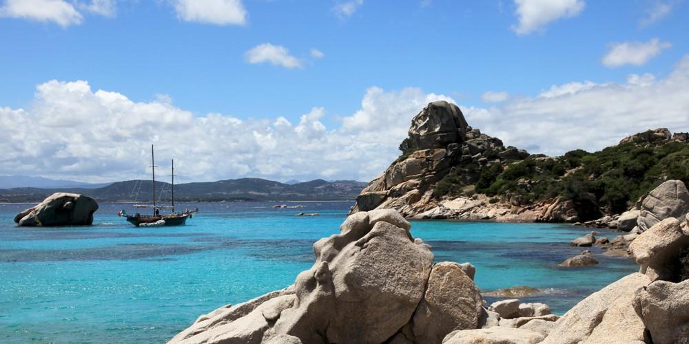 La Sardaigne, belle île en mer Méditerranée