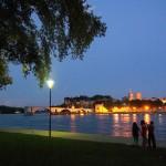 Avignon, capitale des Côtes du Rhône