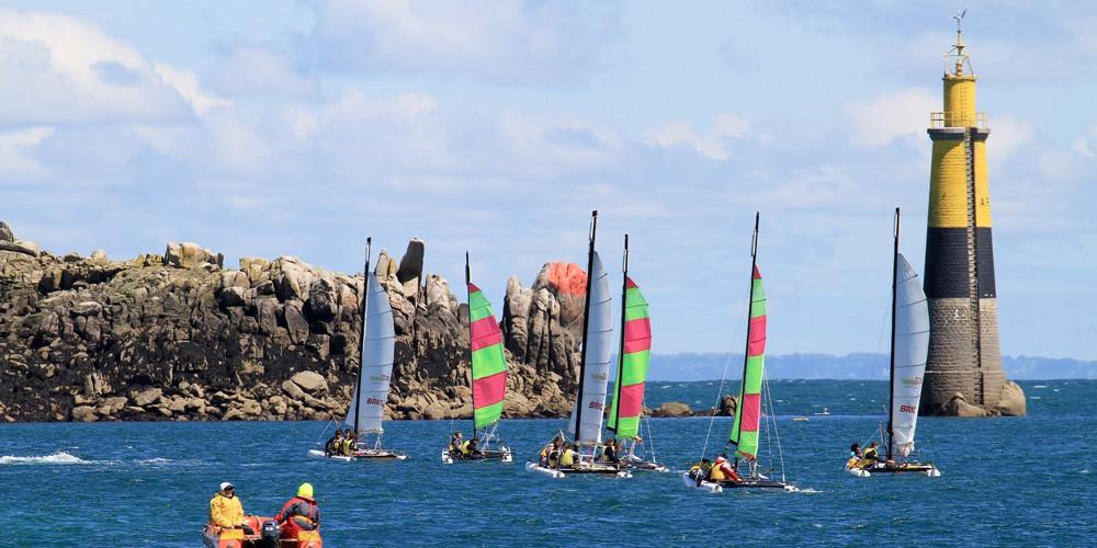 A l'assaut des cités maritimes du Finistère