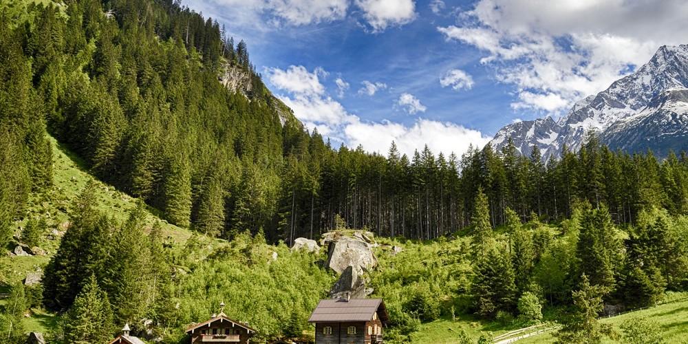 Zillertal : le Tyrol pleine nature…