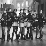 100 photos de Peter Lindbergh
