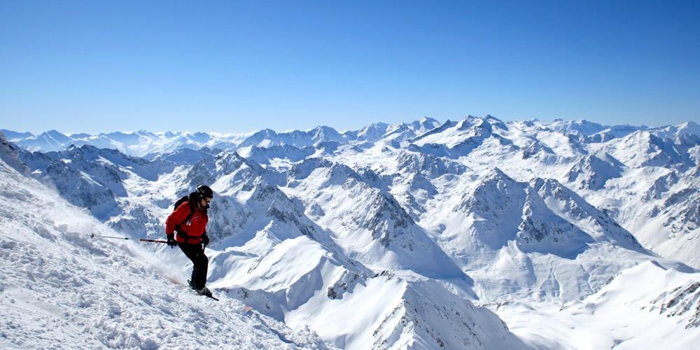 Sur les pistes des Hautes-Pyrénées