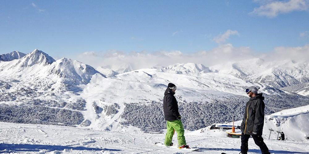 Jeux de pistes en Andorre