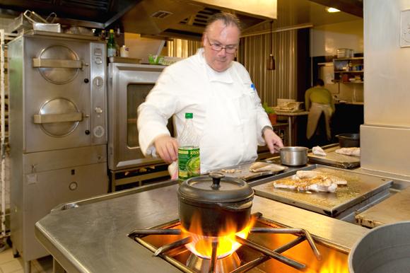 Travail de cochon au manoir weva votre magazine de - Chef de cuisine definition ...