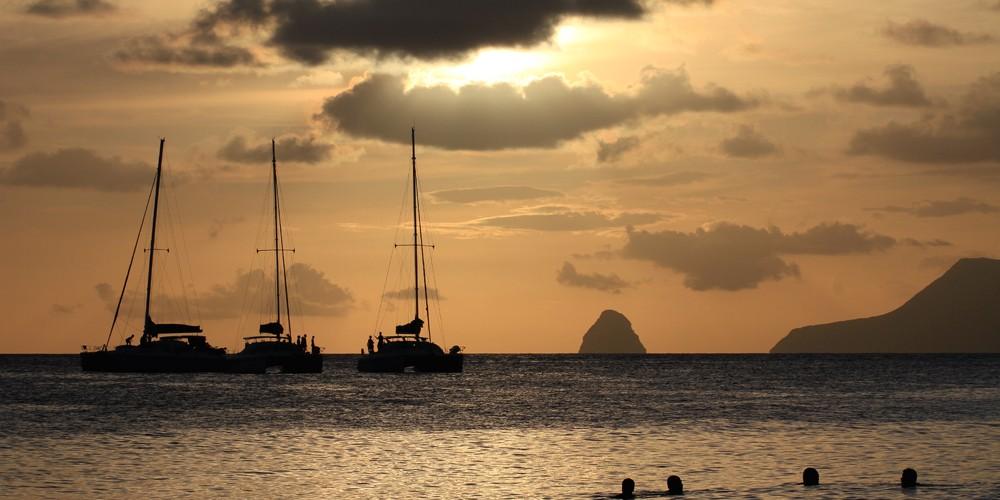 Campez hors du temps en Martinique