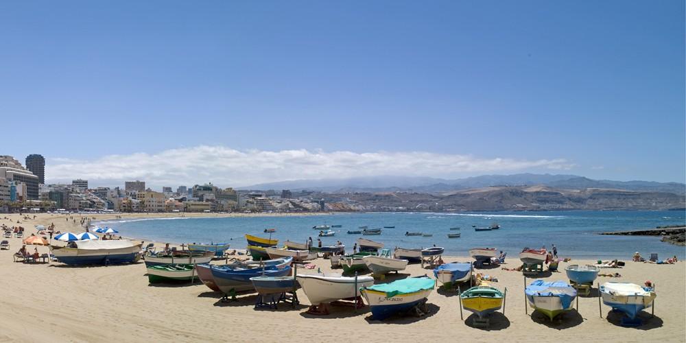 Gran Canaria, une île qui a du chien