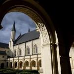 On s'évade à l'Abbaye de Fontevraud