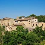 Le Palio de Sienne et le Castel Monastero