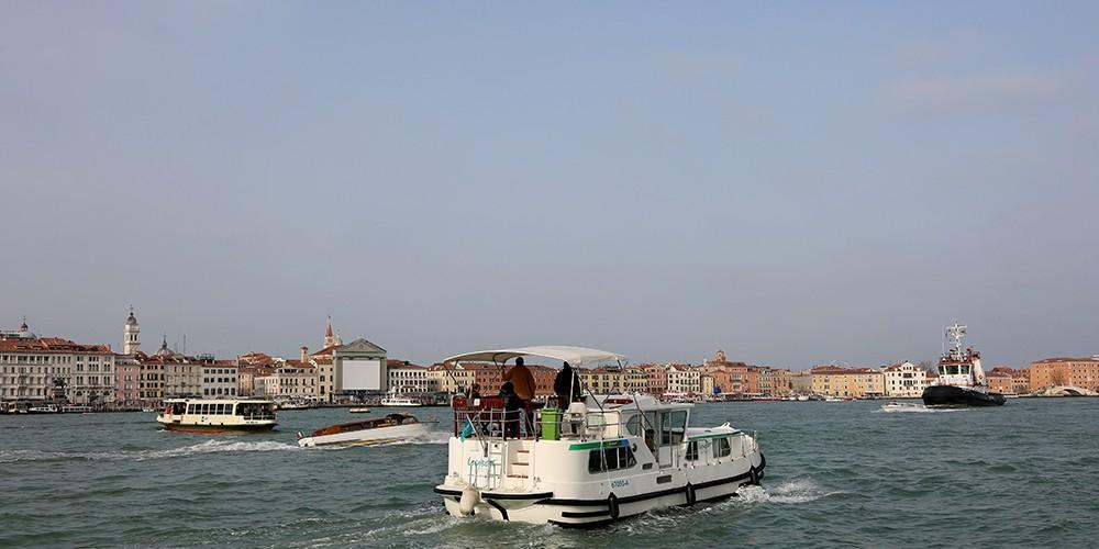 Croisière dans la lagune de Venise