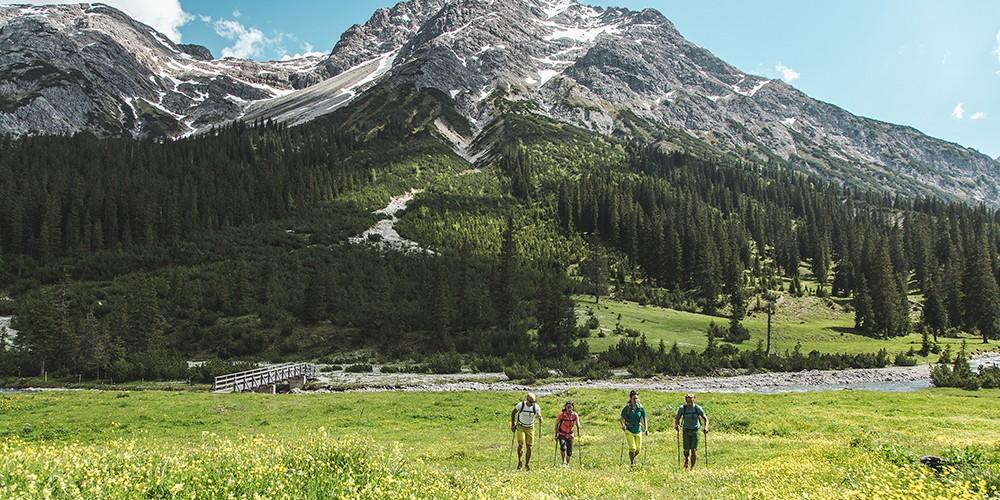 Dans les alpages autrichiens