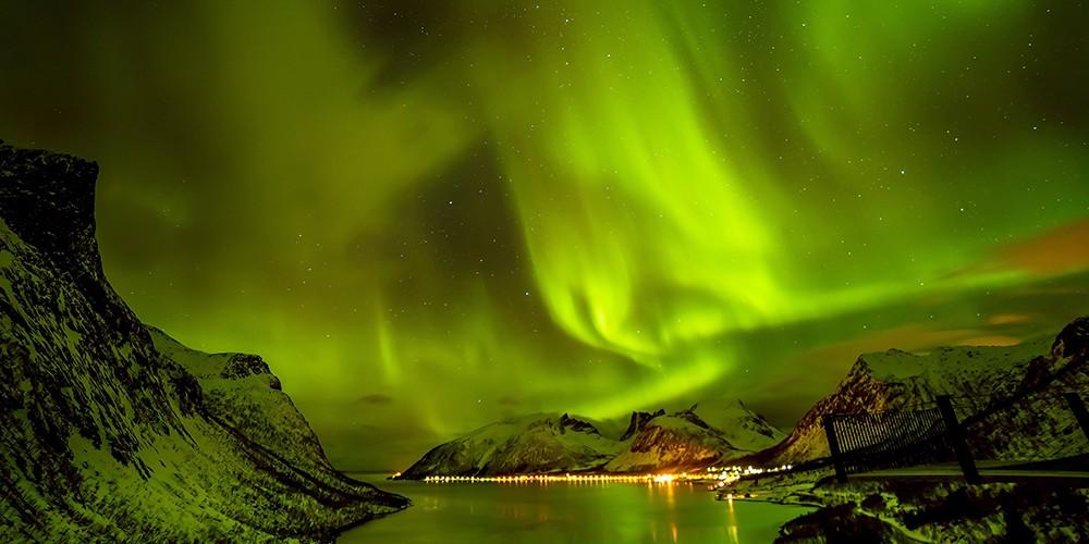 Un safari en Norvège !