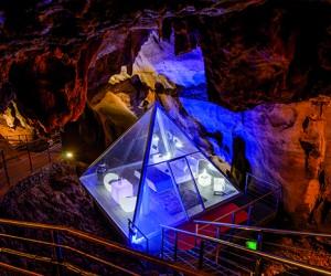 GROTTE DE LA COCALIERE - photo pyramide-Benjamin-celier