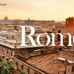 Rome, l'éternelle