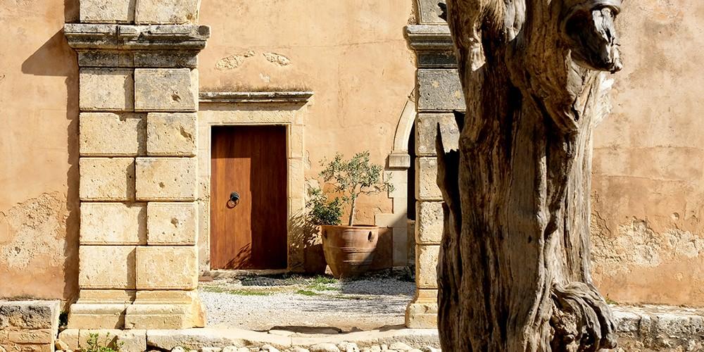 Crète, l'île des Dieux … bénis !