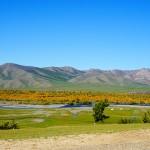 La Mongolie à vélo, l'étape des steppes