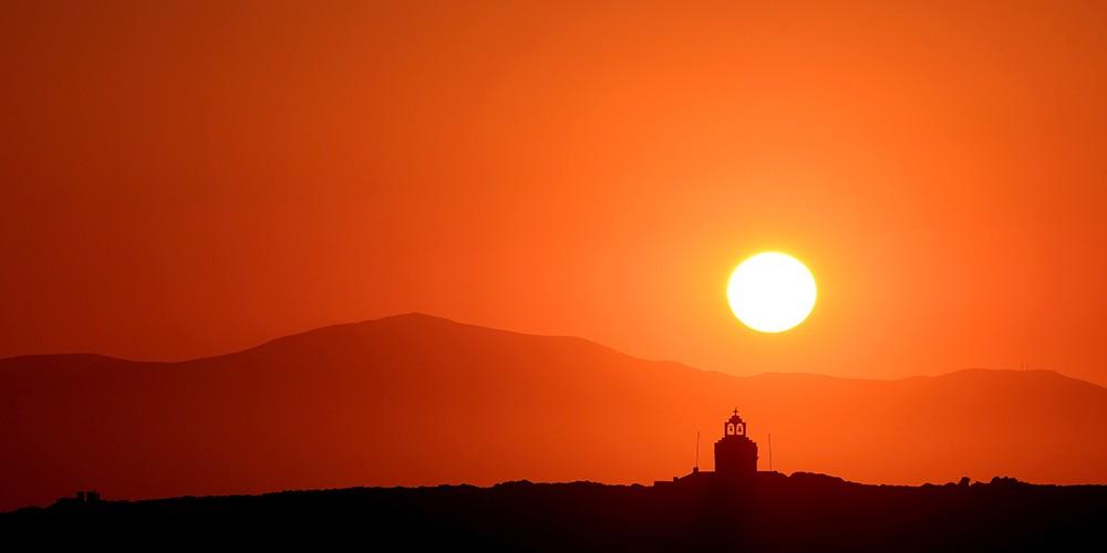 Amorgos, la petite île du Grand Bleu