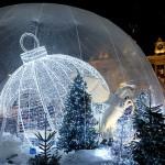 Troyes à l'aube de Noël et du Nouvel An !