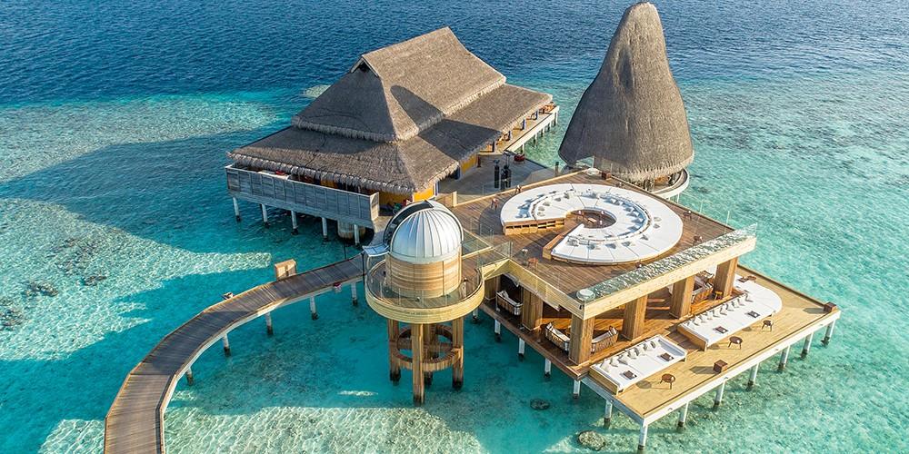 Les Maldives à ciel ouvert