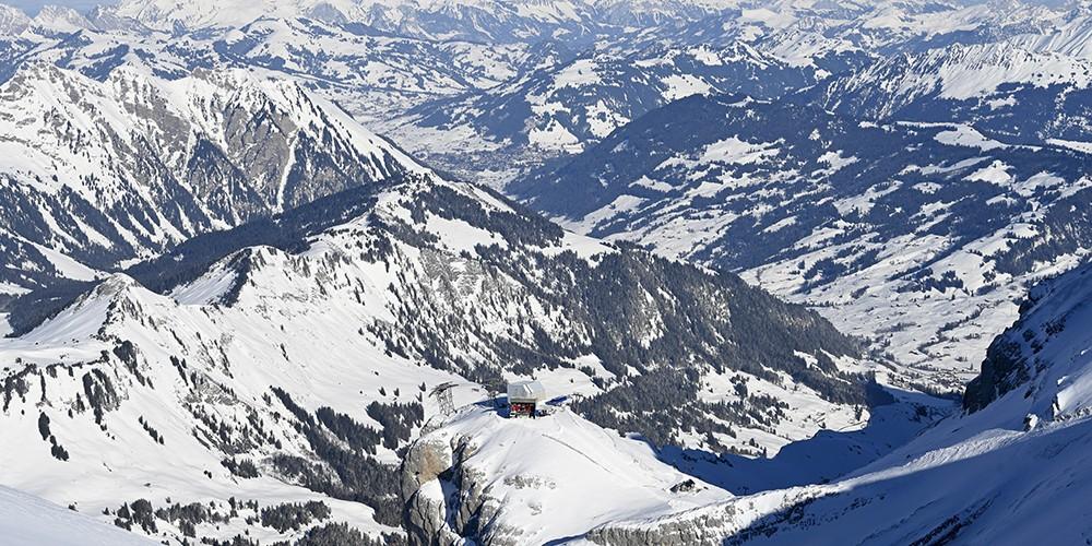 Balade dans les Alpes vaudoises