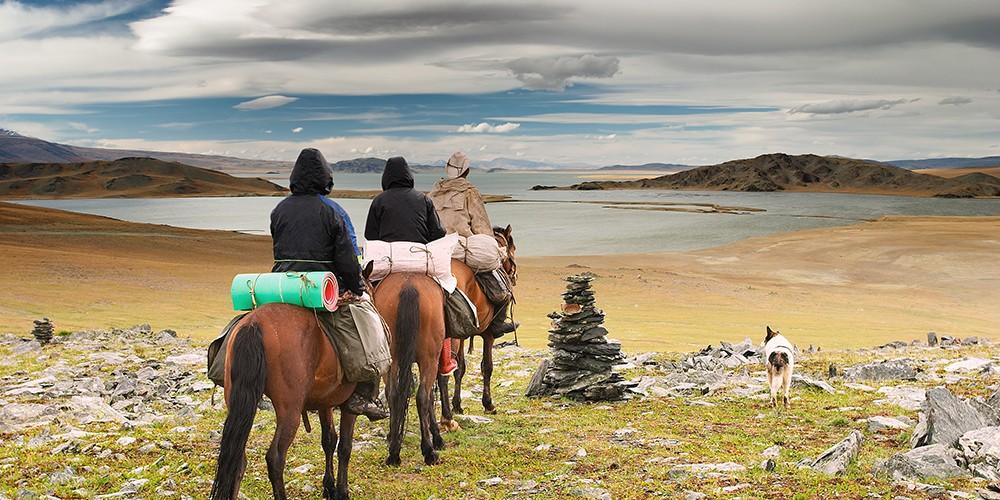 Chez les Tsaatans de Mongolie