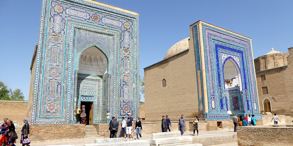 Ouzbékistan, sur la Route de la soie …