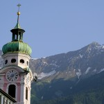 Innsbruck, l'impératrice des Alpes
