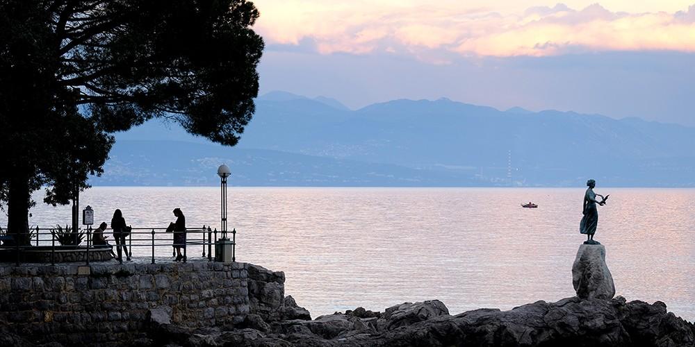 Rijeka, une nouvelle capitale croate
