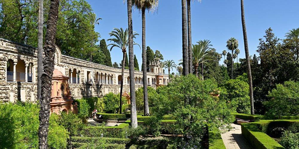 Séville, la belle andalouse